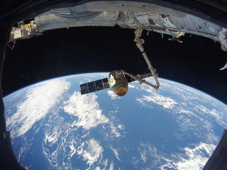 لوله کشی ایستگاه فضایی